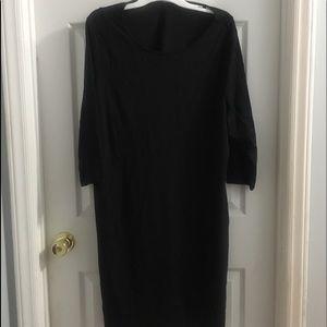 H&M Midi Dress 3/4 quarter sleeves
